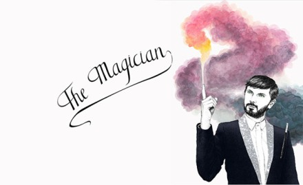 The-magician-mix-tape